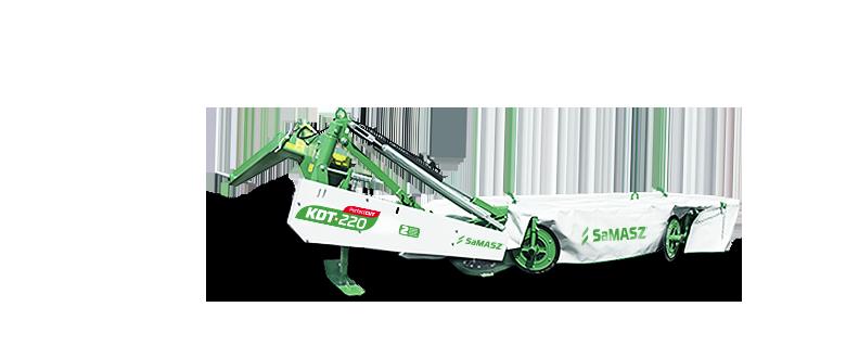 KDT – side suspension