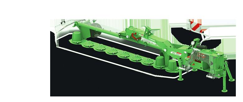 XT – central suspension
